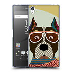 OFFICIAL LANRE ADEFIOYE DOGS 1 SOFT GEL CASE FOR SONY PHONES 2