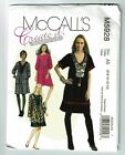 McCalls #5928 Pullover Dresses with Variations Pattern Sz 6-14 UC