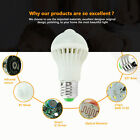 220V 3W 5W 7W 9W  LED Sound Voice Control Light Sensor Induction Infrared Lamp