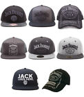 Jack Daniels Baseball Cap classic Logo Old no 7 Trucker new Official Snapback