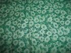 FLOWERS tonal Floral SPRING BTY Cotton quilt FABRIC U-Pick READ LISTING for INFO
