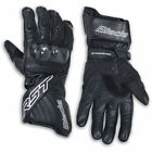 RST Blade II 2125 CE Certified Black Leather Sports Glove