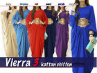 SALEVierra 3 Beautiful Kaftan Farasha Khaleeji Abaya Jilbab Maxi Dress