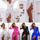Hot&Sexy Women's Lingerie Babydoll Dress Underwear Sleepwear Nightwear Robe S-XL