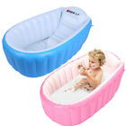 INFLATABLE BABY BATH TUB TRAVEL INFANT WASHING BASIN SUMMER BEACH POOL PORTABLE
