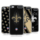 UFFICIALE NFL 2017/18 NEW ORLEANS SAINTS CASE IN GEL PER APPLE iPOD TOUCH MP3