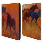 OFFICIAL MARION ROSE HORSE LEATHER BOOK WALLET CASE COVER FOR APPLE iPAD