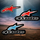 Alpinestars Motorcycles Bike Sports Patch Racing Jacket Boots Gloves Suit Shirt