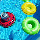 New inflatable Afloat Watermelon Lemon Pineapple Cup Holders Swimming Poor Toy