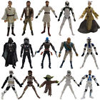 Star Wars Action Figure Jedi Master Trooper Clone Soldiers Fighter Pilot Toys US $7.89 CAD