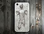 Star Wars Stylish Cover for iPhone 6 6s 7 8 X Plus Han Solo Carbonite Case $6.22 CAD on eBay