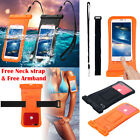 Waterproof Underwater Diving Swimming Dry Pouch Case Bag iPhone 7 Samsung S8 S8+