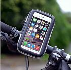 Waterproof Bicycle Bike Handlebar Mount Holder Case iPhone Phone Samsung GPS