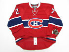 ALEX GALCHENYUK MONTREAL CANADIENS AUTHENTIC HOME REEBOK EDGE 2.0 7287 JERSEY