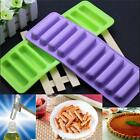 Ice Cubes Tray Freeze Mold Maker Flexible Bar Pudding Tray Party Tool LJ
