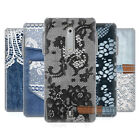 HEAD CASE DESIGNS JEANS AND LACES HARD BACK CASE FOR NOKIA 5