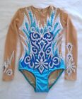 Acro Acrobatics Leotard Rhythmic Gymnastics Tap Costume Baton Twirling No skirt