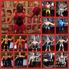 blootleg Mexican Wrestler Figures  Handcrafted Lucha Libre Check the photos