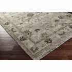 Mistana Ivy Hand-Knotted Brown/Black Area Rug
