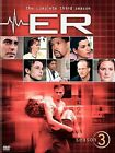 ER - The Complete Third Season (DVD, 2005, 6-Disc Set) Viewed Once