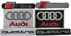 Audi Motorsport Racing Patch Embroidered Badge Sew / iron on