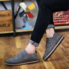 Fashion Men's Lace-Up Sports Breathable Casual Sneakers Running Shoes UK 6-9