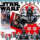 Classic Star Wars Birthday Party Supplies Decorations Darth Vader Tableware £2.79 GBP