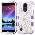 For LG Grace LTE IMPACT TUFF HYBRID Protector Case Skin Phone Cover Accessory