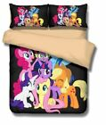 my little pony duvet cover - My Little Pony Horse Printing Quilt/Duvet Cover and Pillow Case Set