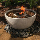 Aquascape Resin Fire And Water Fountain