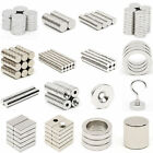 Внешний вид - Wholesale Tiny Block Round Disc Ring Hole Rare Earth Neodymium Magnets N52 Grade