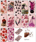 Patterned Ultra Thin Soft TPU Back Case Cover For Apple iPhone 5s 6s 6 7 Plus