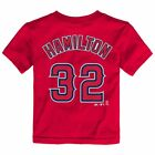 MLB Majestic Name &amp; Number Player Jersey Infant Toddler Youth T-Shirt Collection <br/> Available in Various Teams/Players/Colors