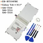 """New Battery For Samsung Galaxy CE0168 Tab Note Pro 2 3 4 7"""" 8"""" 8.4"""" 10.1"""" 12.2"""""""