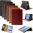 Luxury Leder Cover für Apple iPad Air 2 Case Schutzhülle Tasche Tablet Smart