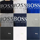 BOSS Hugo T-shirt Crew Neck Short Sleeve Green Label Pure Cotton Fast delivery