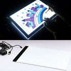 New A4 LED Art Stencil Board Light Box Artist Tracing Drawing Board Popular