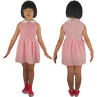 Kids girls Stranger Things Eleven EL dress cosplay costume daily use prom ball