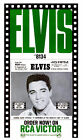 Elvis Presley - 1963 - One Broken Heart For Sale - Single Release Promo Poster