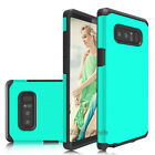 For Samsung Galaxy Note 8 Case Shockproof Armor Hybrid Rubber Hard Phone Cover