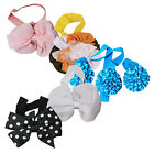 Elastic Baby Headband Accessory (Cute Bow Flower Clip Toddler Ribbon Girls Hair)
