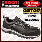 Gator GI2011 Rebound Black Safety Work Boot/Jogger Composite Toe  ANTI-FATIGUE