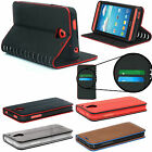 New Slim Luxury Leather Stand Stylish Wallet Card Case Cover for Moto X style