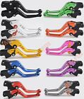 147 Brake Clutch Levers for Triumph SPEED TRIPLE 1050/R TIGER 800 THRUXTON