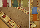 Runner JENA new rugs small large thick modern high pile plain long hall narrow