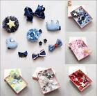 10Pcs/set Baby Girl Hair Clip Bow Flower Crown Barrettes Party Kids Hairpin Gift