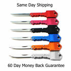 Fishing Camping Outdoor Survival Pocket Folding Blade Key Knife Small Knife