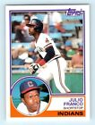 1983 Topps Traded #34T Julio Franco  -PICK YOUR CARD! (PDC_RC_1152)