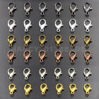 Jewelry Loose Lobster Clasp Suitable for necklace bracelets 10mm 12mm 15mm