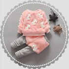 Baby Girl Clothes Winter Clothing Sets Toddler Girls Outfits Kids Sport Suit